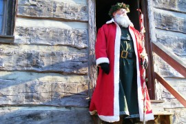 Latta Plantation's One Hundred Years of Christmas