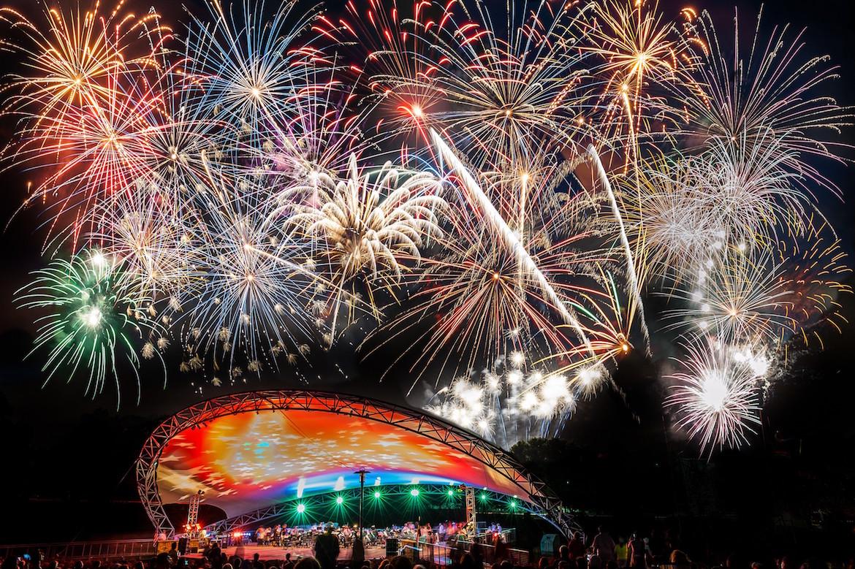 Charlotte Symphony - Celebrate America