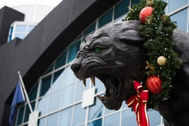 Christmas in The Queen City