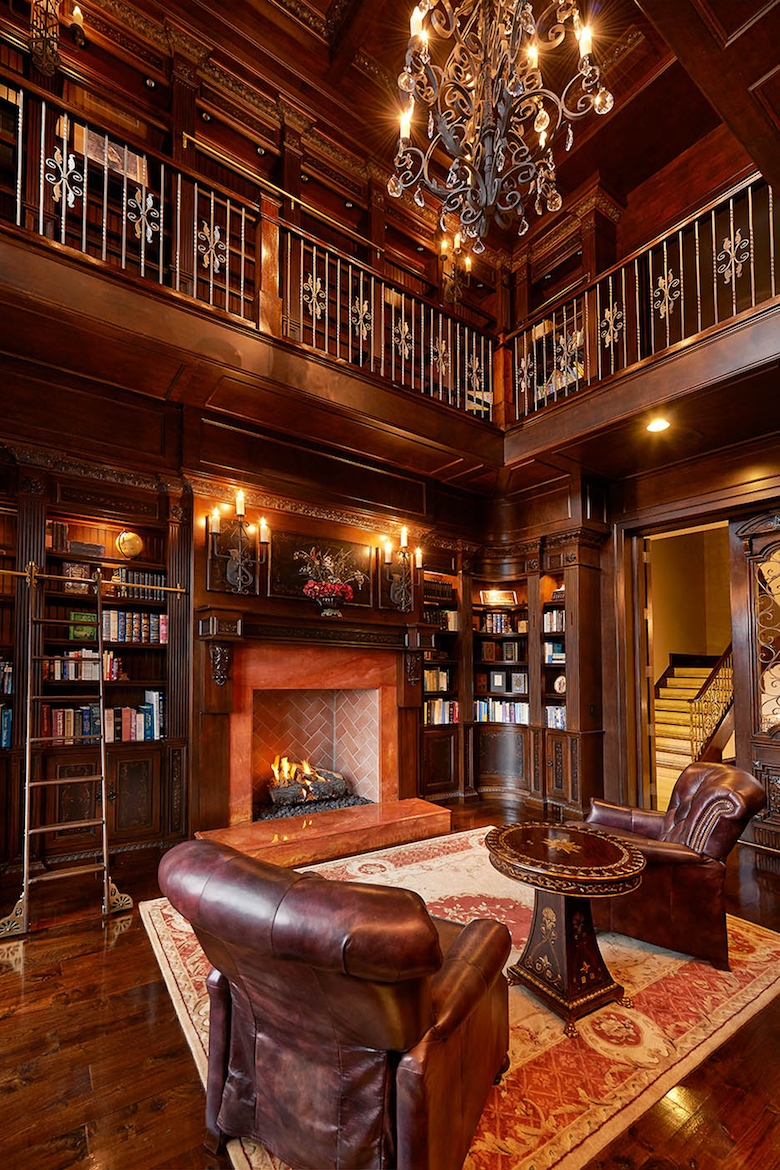 The Library by Arcadia Homes