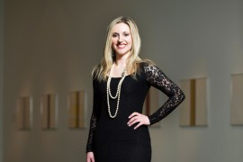 Mary Lytch of Bechtler Young Visionaries