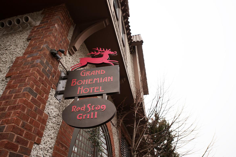 The Grand Bohemian Hotel in Asheville