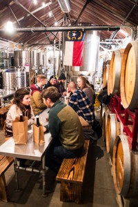 Burial Beer Co. in Asheville