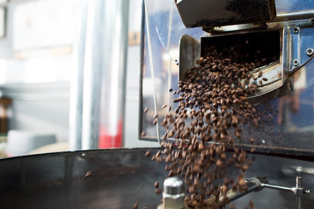 Caffeine Buzz: Get Your Fix with Local Roaster's Pure Intentions