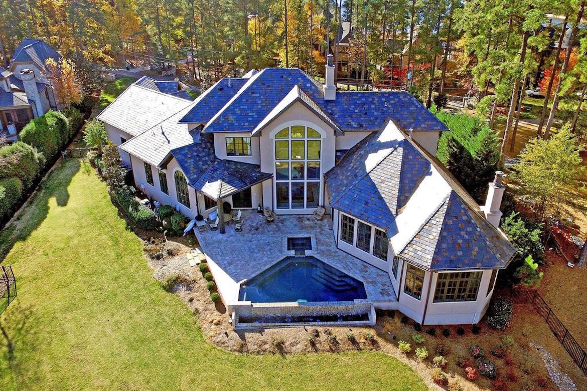 This Lake Norman Home Listed By Sally Parker Is The Lake