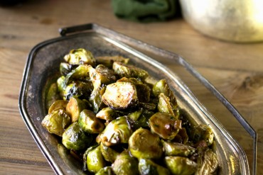 Fern Brussel Sprouts