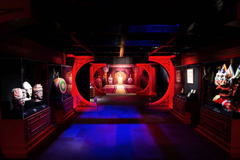 Discovery Place - Genghis Khan