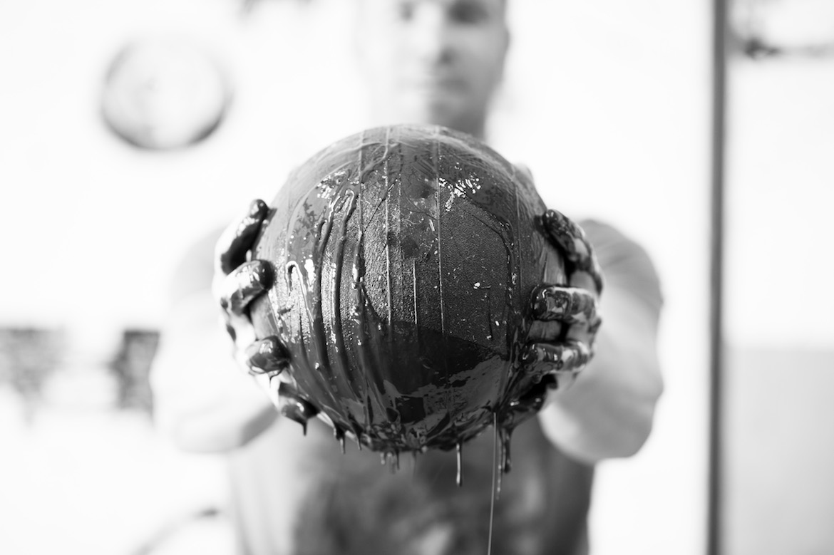 Kent Youngstrom: Crossfit + Canvas