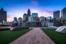 parks in Charlotte