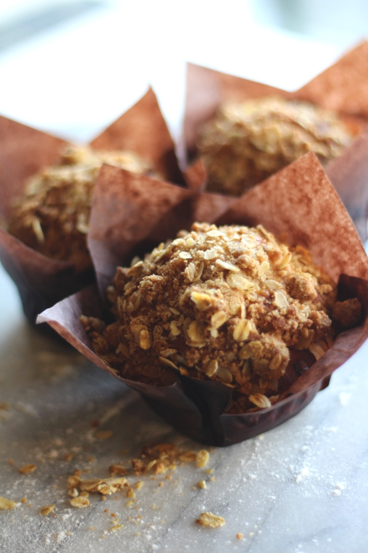 Amelie's Oat Muffin