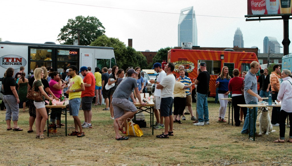 Charlotte's Food Truck Fridays