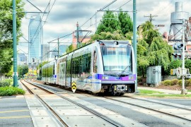 The Light Rail - Sustain Charlotte launches Way2Go CLT