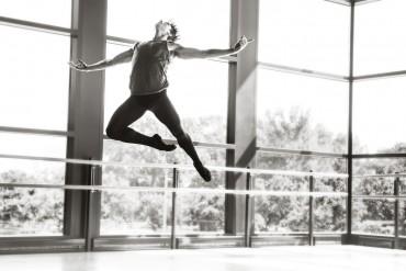 Ben Ingel of Charlotte Ballet
