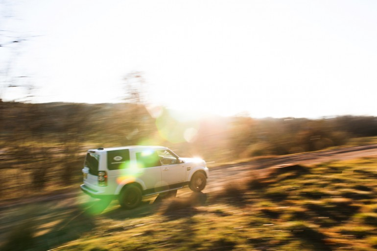 Biltmore Land Rover Experience