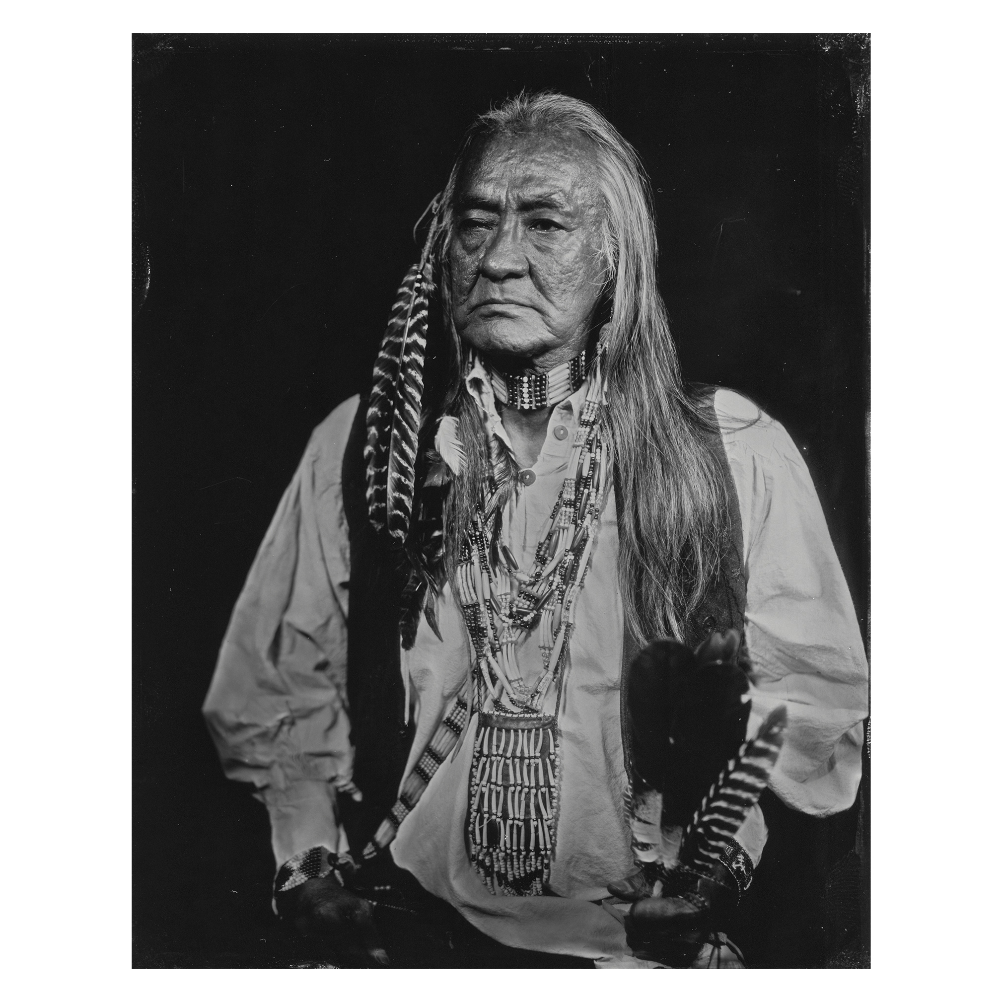 Jeff Howlett's Tintype Photography