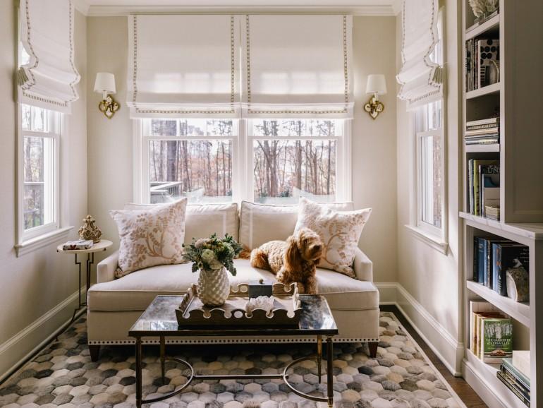 Amy Vermillion's Living Room