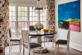 Traci Zeller's Breakfast Room