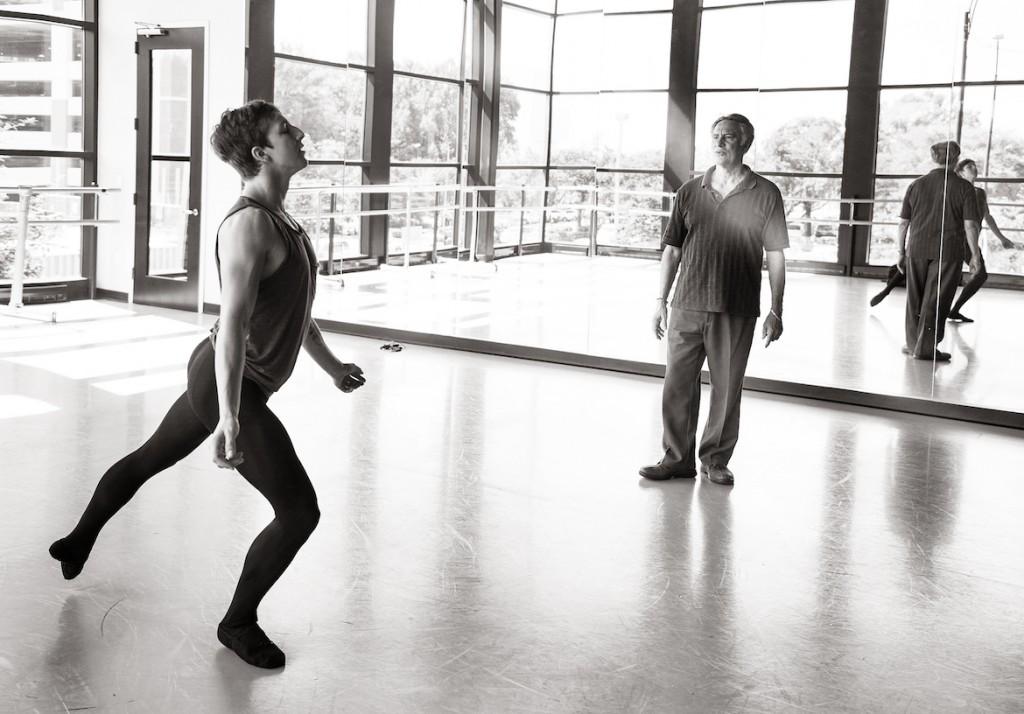 Jean-Pierre Bonnefoux leaves Charlotte Ballet