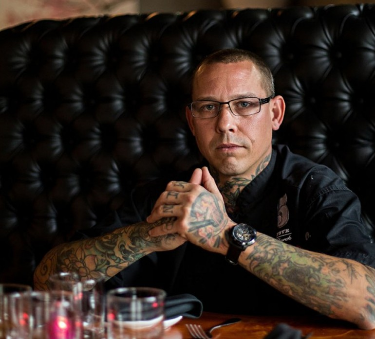 5 Church Chef Jamie Lynch featured on Order Fire