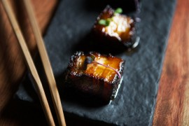 O-Ku Pork Belly