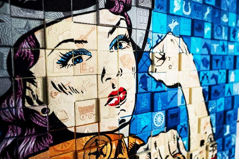 stephen wilson's art