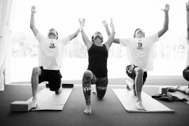 Lindsay Robertson Yoga