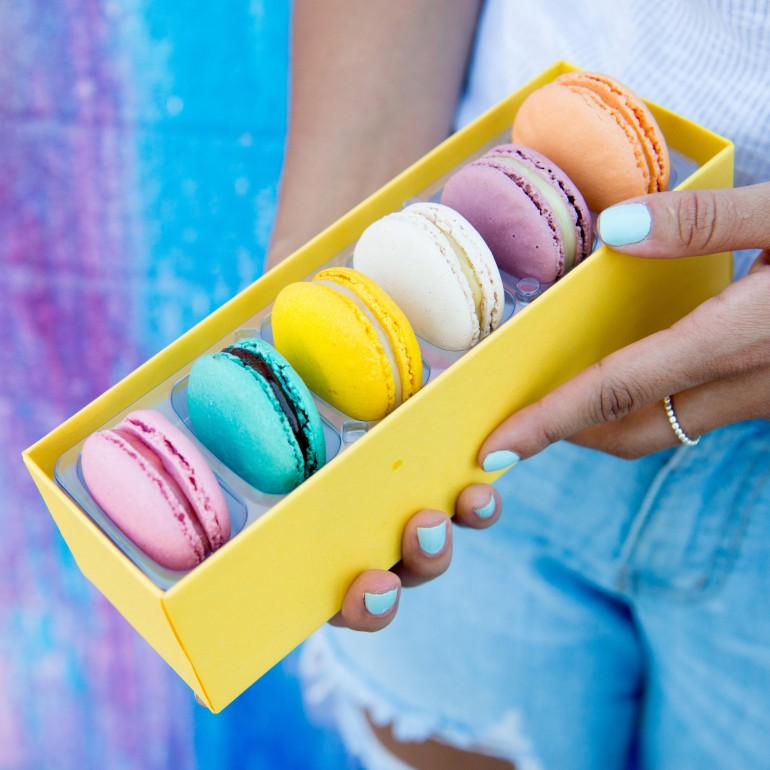 Woops! Macarons
