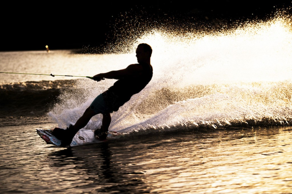 Stephen Pierce Wakeboarding
