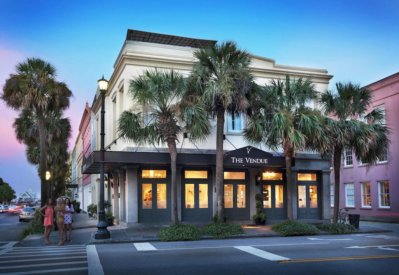 eat in Charleston