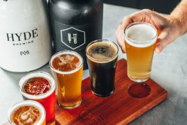 The Suffolk Punch and Hyde Brewing