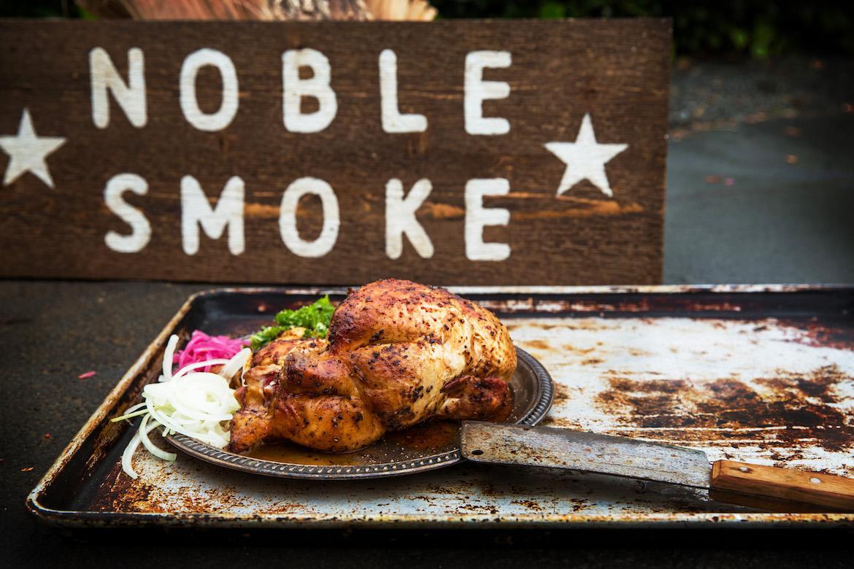 Noble Smoke - Mobile Smoke