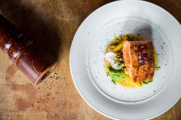 Rooster's Salmon