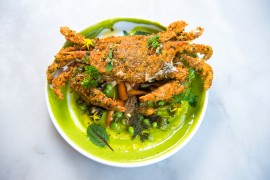 Kindred's NC Soft Shell Crab