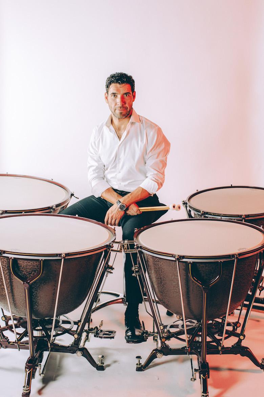 Leonardo Soto, Charlotte Symphony Orchestra