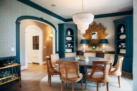 Georgia Street Design Dining Room