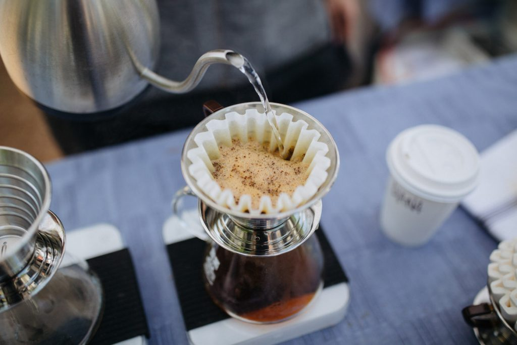 Pour Coffee Festival