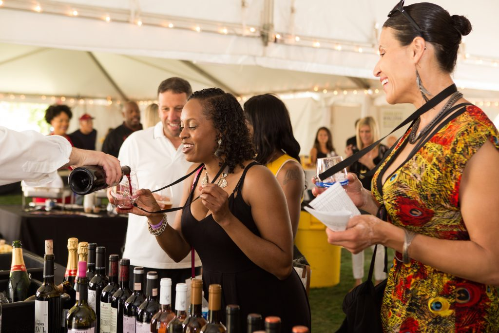 Charlotte Food and Wine