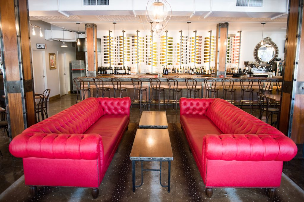 A Trip To The Charming Dilworth Tasting Room Qc Exclusive