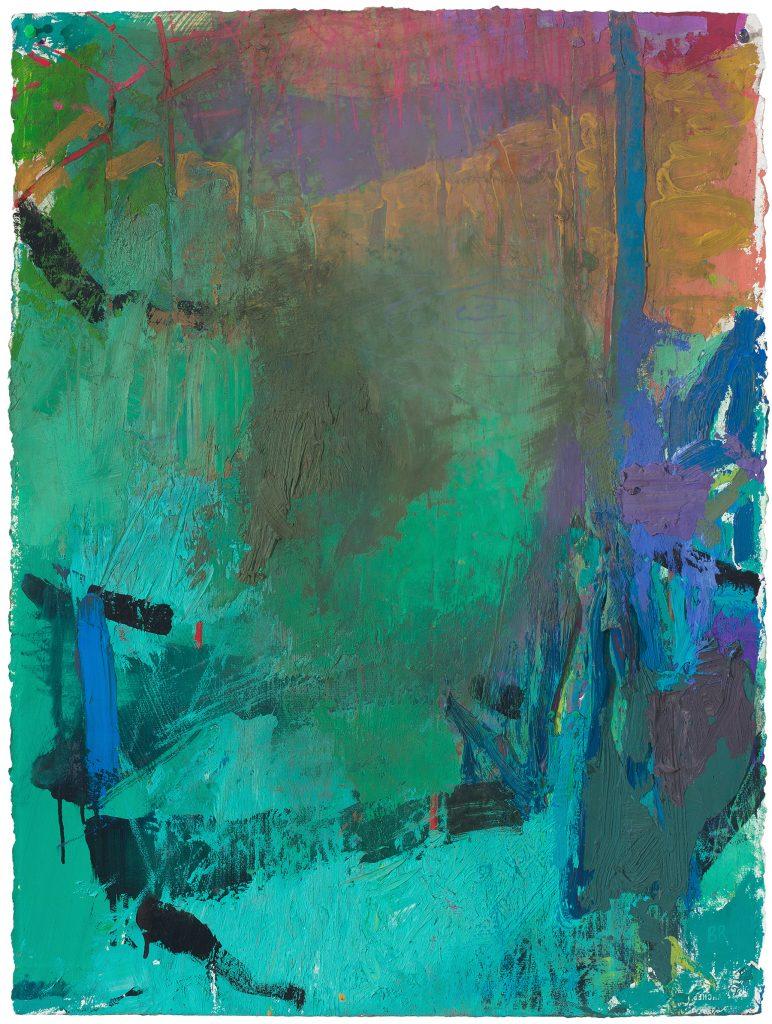 Brian Rutenberg Opens At Jerald Melberg Gallery May 19
