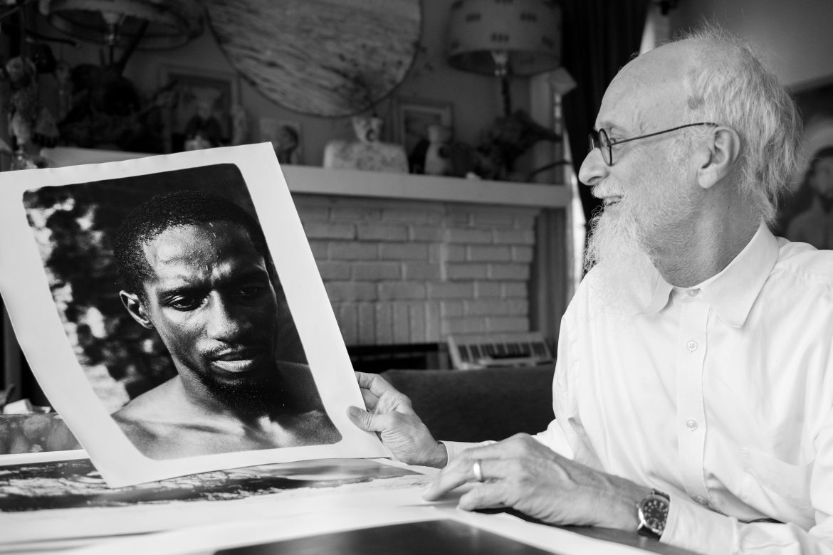 A Charlotte Icon Talks About his Photographic Art