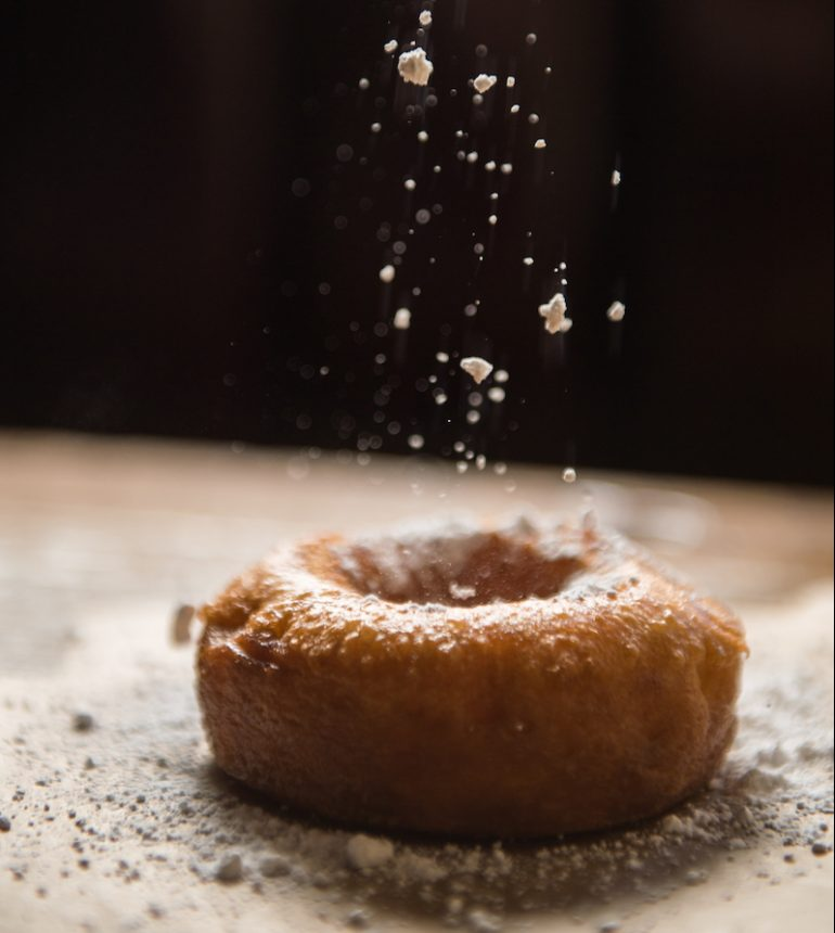 Out Of A Tiny Space (seriously U2014 It Used To Be A Storage Closet) In NoDa  Comes Reigning Donuts, The Local Twist On Owners Jamie Brown And Jeff  Tonidandelu0027s ...
