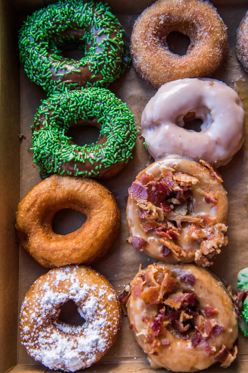 Reigning Donuts