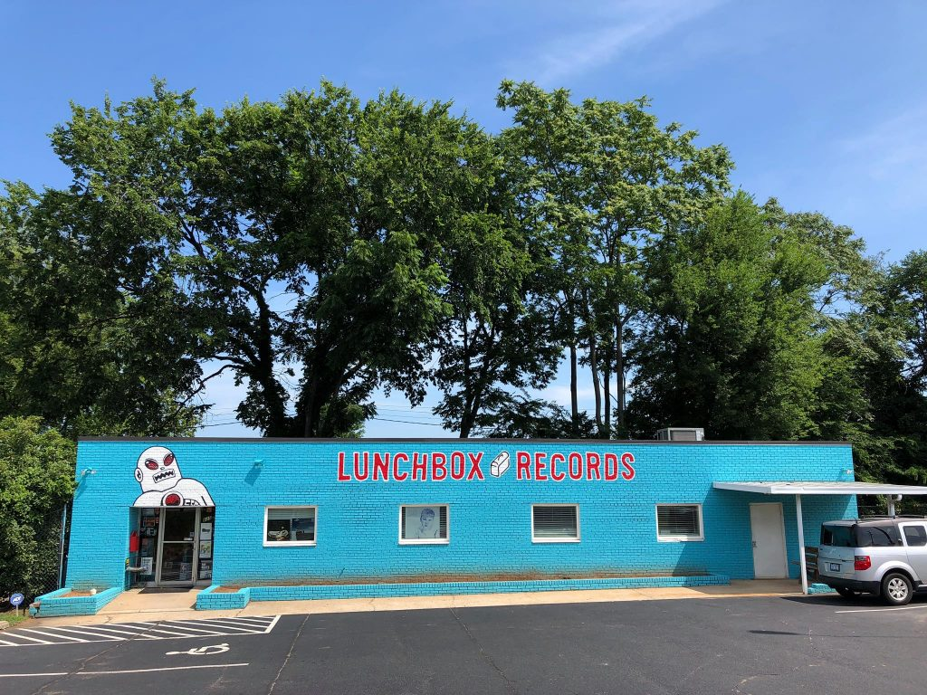 Records Stores of NC