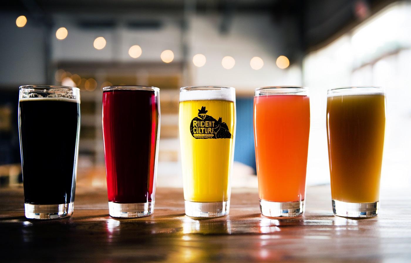 Charlotte Beer Releases