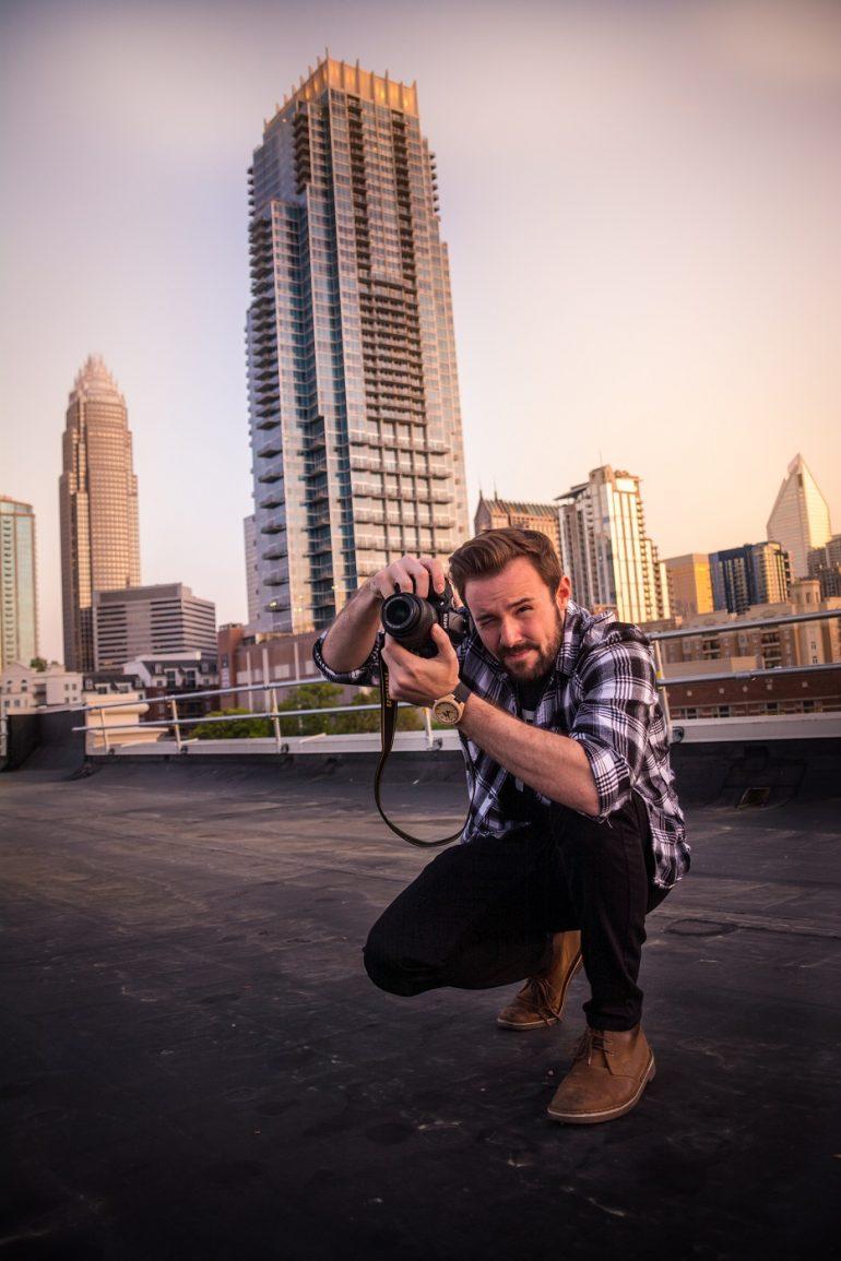 Charlotte Photographer Cody Hughes