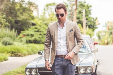 Noah Williams Charlotte Style Blogger