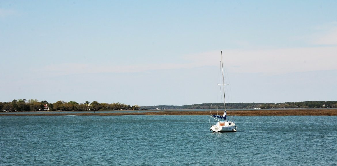A visit to the historic town of Beaufort, SC