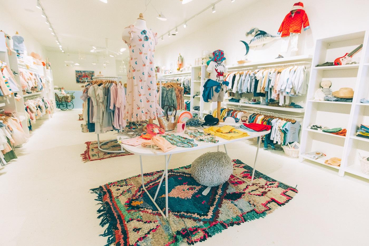 Tiny boutique
