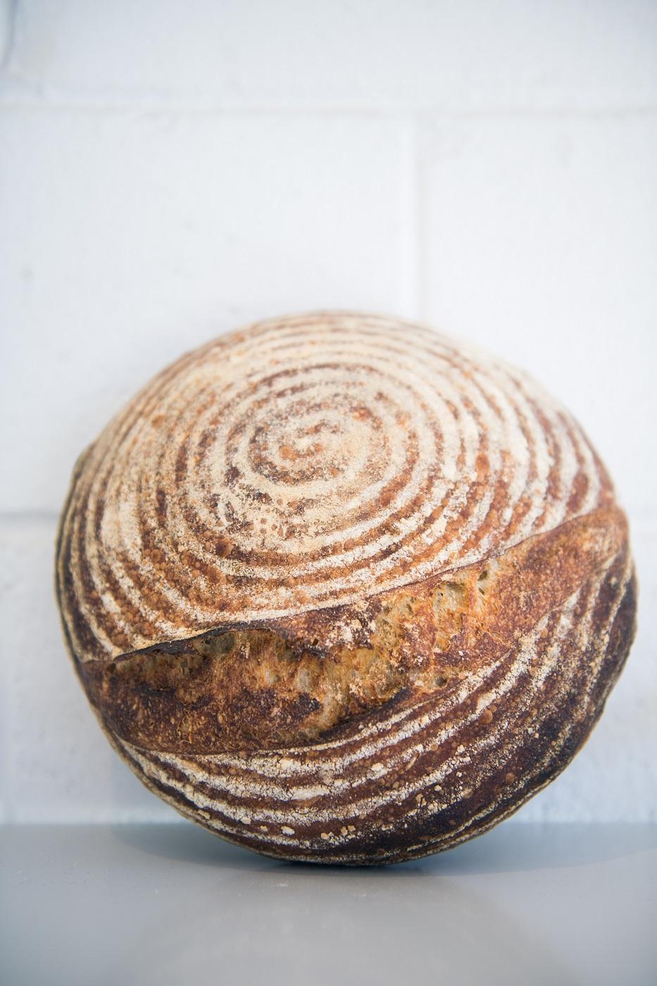 Verdant Bread