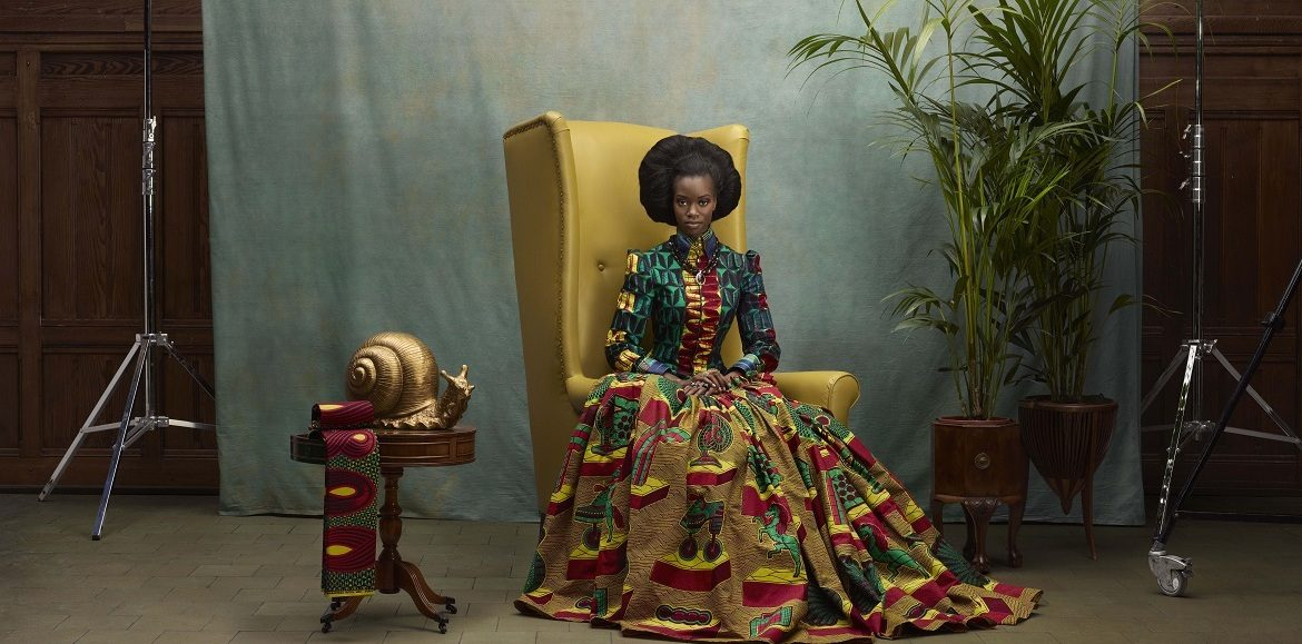 African-Print Fashion Now! At The Mint Museum